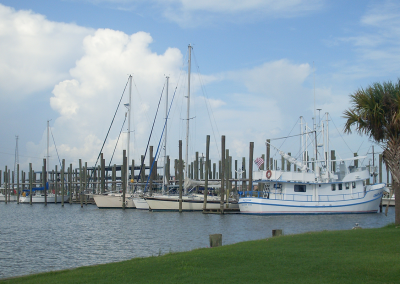 Harbor Marina | Sabine Pass Port Authority | Sabine Texas
